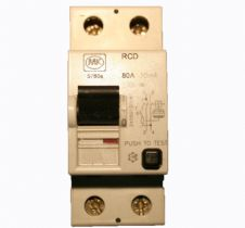 RCD's - Residual Current Devices